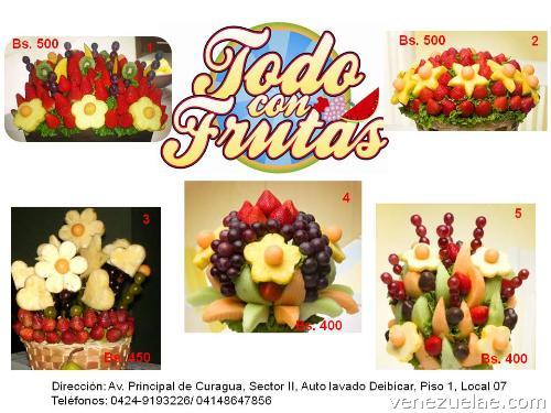 Arreglos de frutales auto design tech - Decoracion de frutas ...