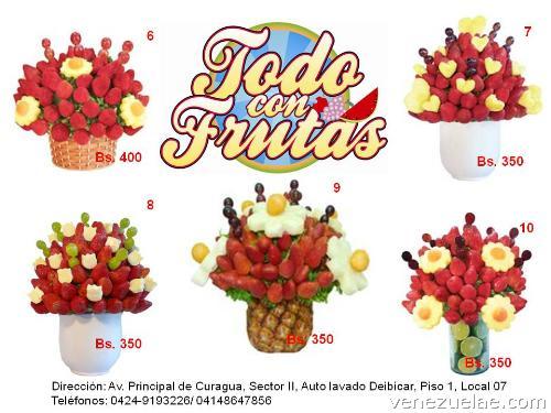 Fotos de arreglos frutales cestas de frutas decoraciones for Secar frutas para decoracion